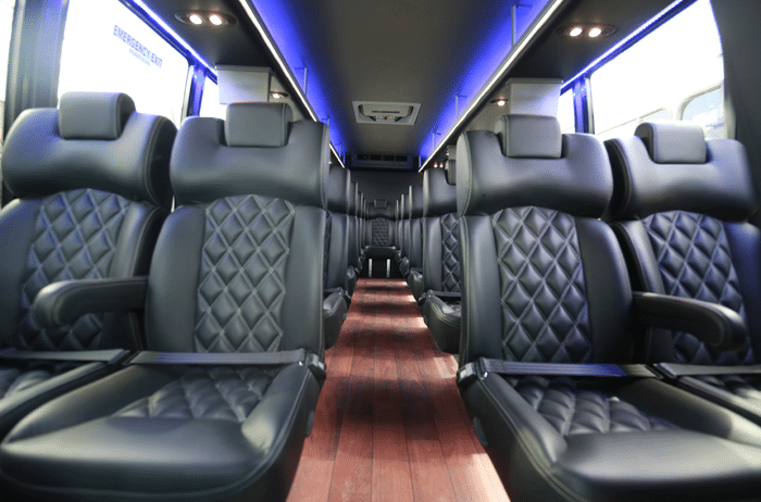 Another Party Bus Interior