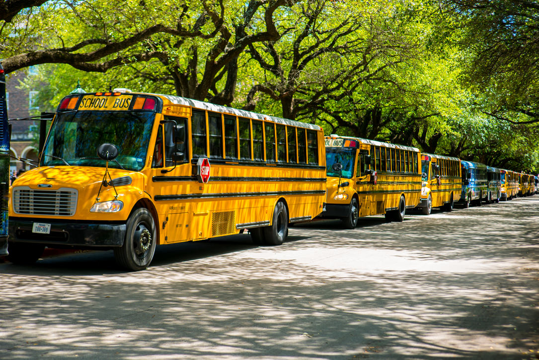 School Bus pricing Exterior